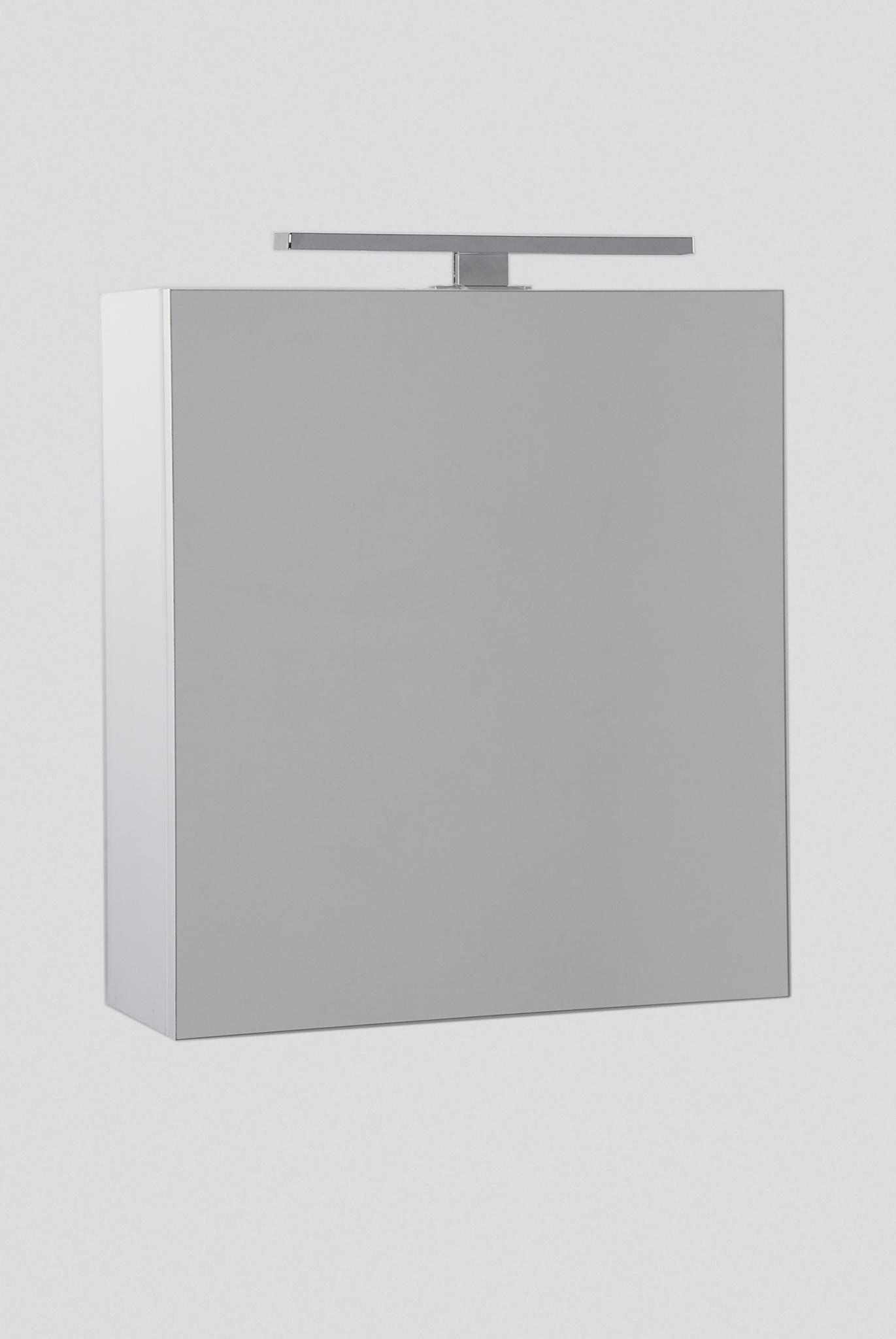 Nina 50 teletükrös fürdőszoba felső szekrény - Otthon Bútor Áruház