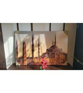 Falikép - mecset