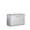 Provensal előszoba cipősszekrény fehér / san remo tölgy