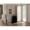 Vira polcos előszoba szekrény
