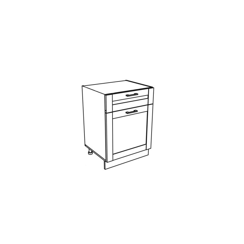 Jamajka D60S1 alsó elem