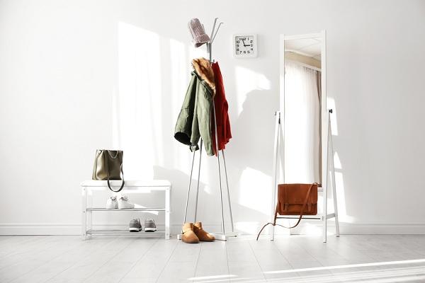 Milyen bútorokra van szükség egy előszobában?