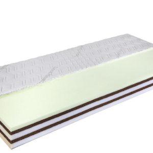 Relax Memory – memóriahab fekvőfelületű matrac kókusz merevítéssel