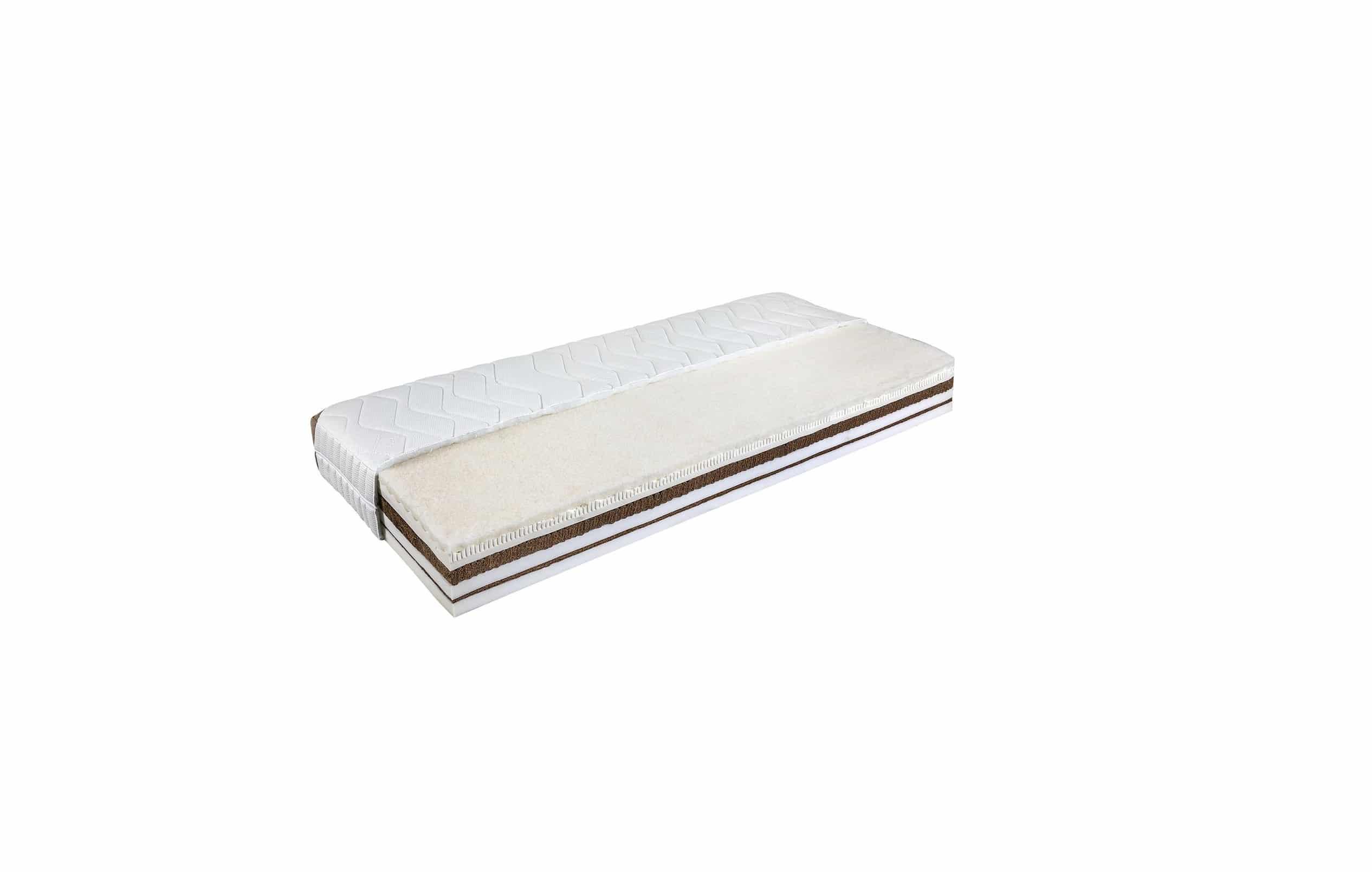 Traditio Hard – climalatex fekvőfelületű matrac